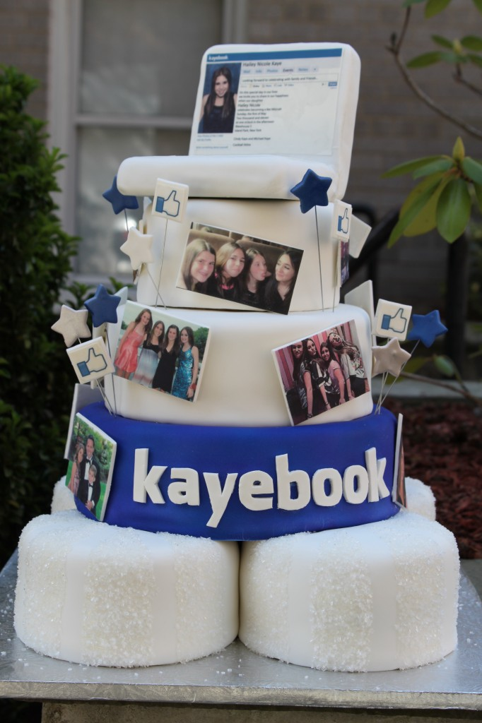 Amazing Like This Facebook Cake Lil Miss Cakes Funny Birthday Cards Online Elaedamsfinfo