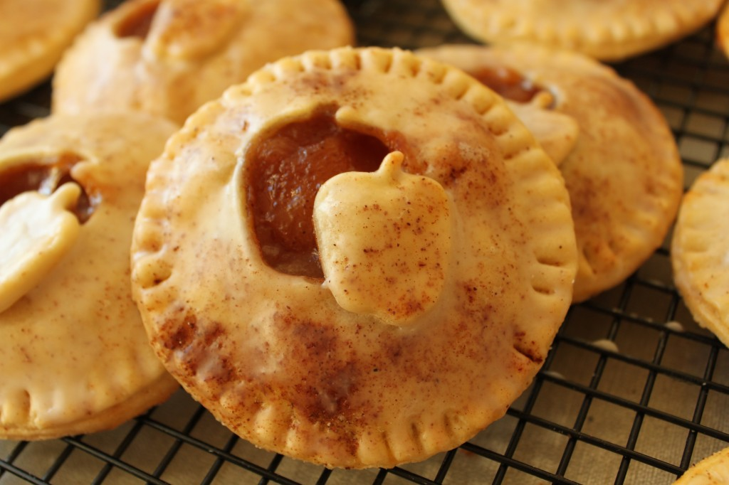 Individual Apple Pie