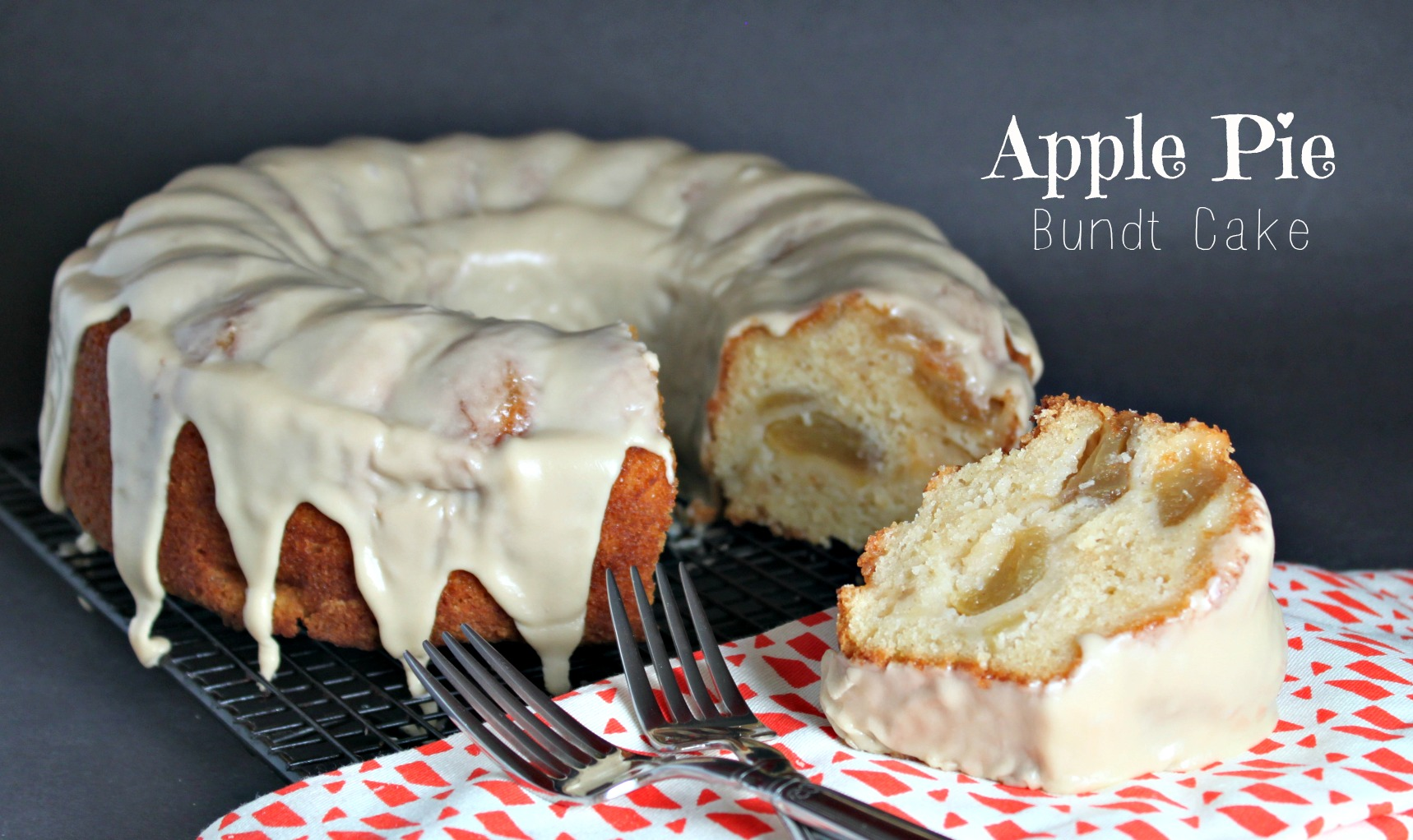 Apple Pie Bundt Cake Recipe Lil Miss Cakes