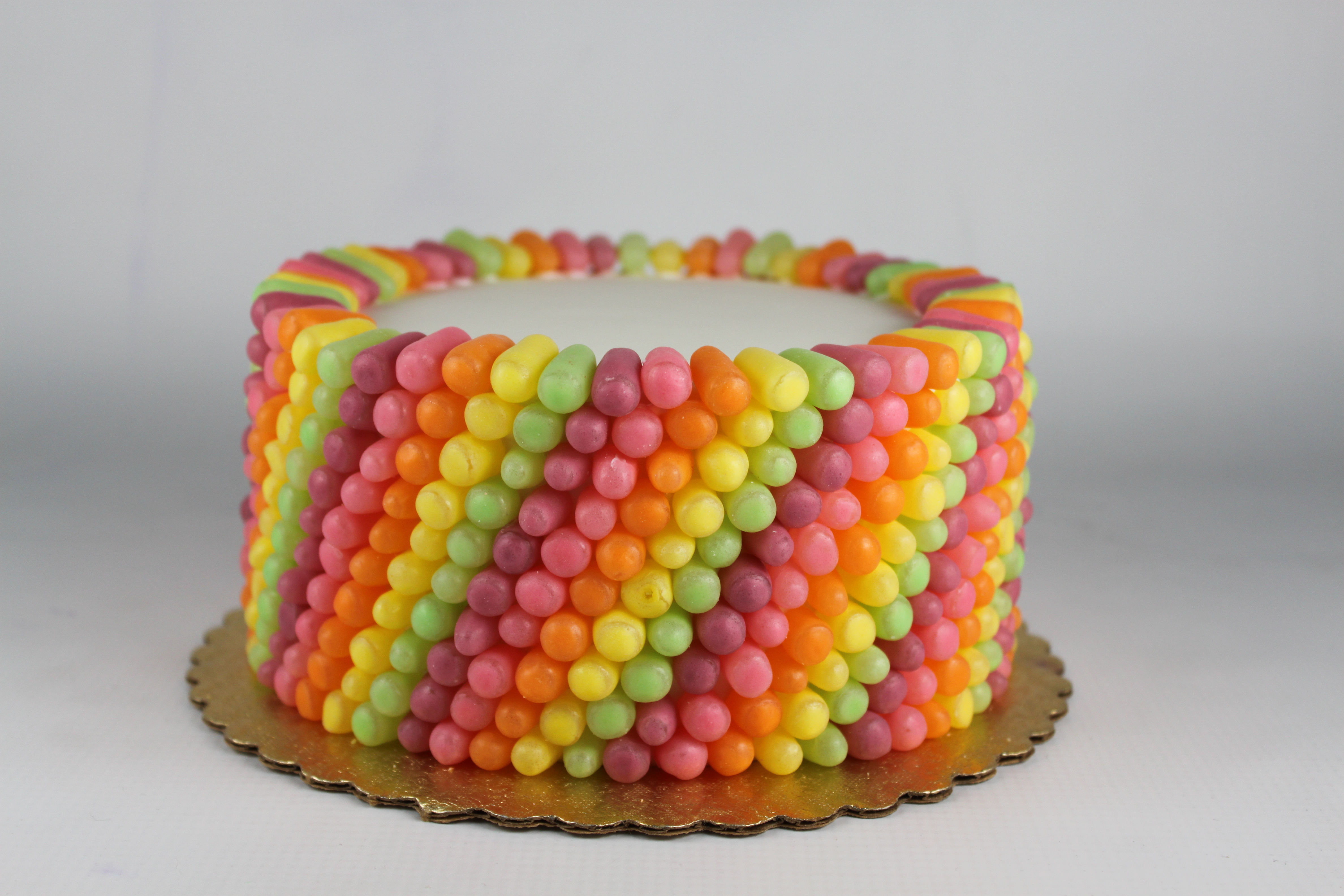 Simple Candy Cake Ideas