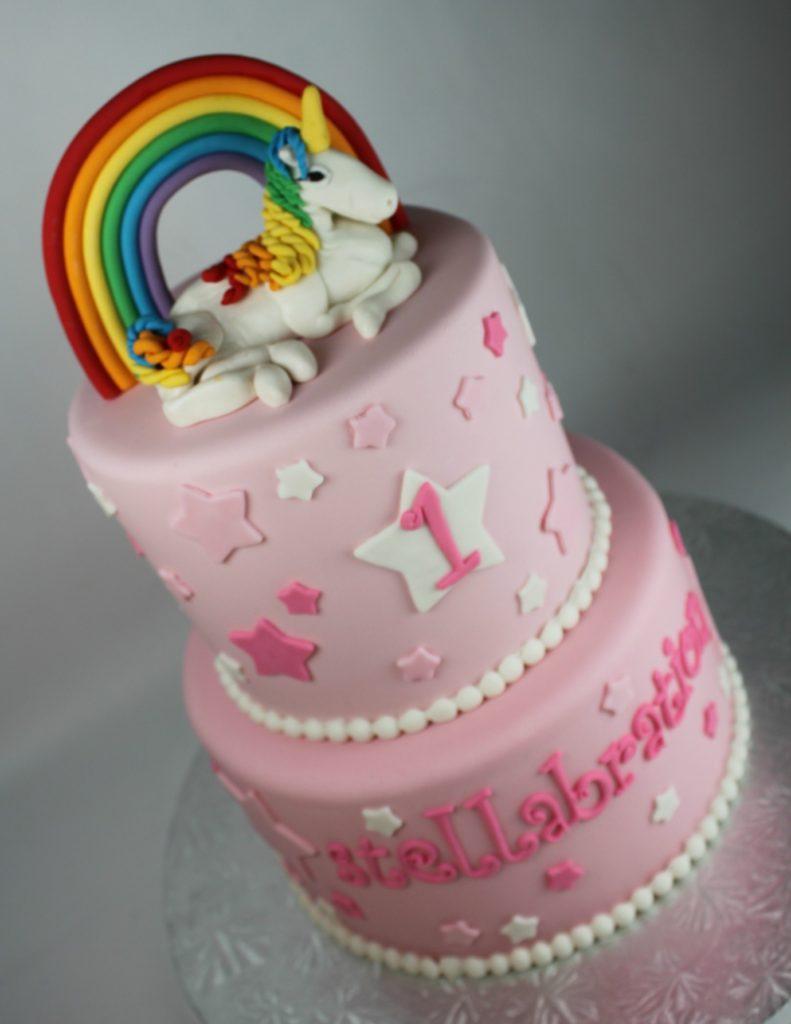 Unicorn Birthday Cake Lil Miss Cakes