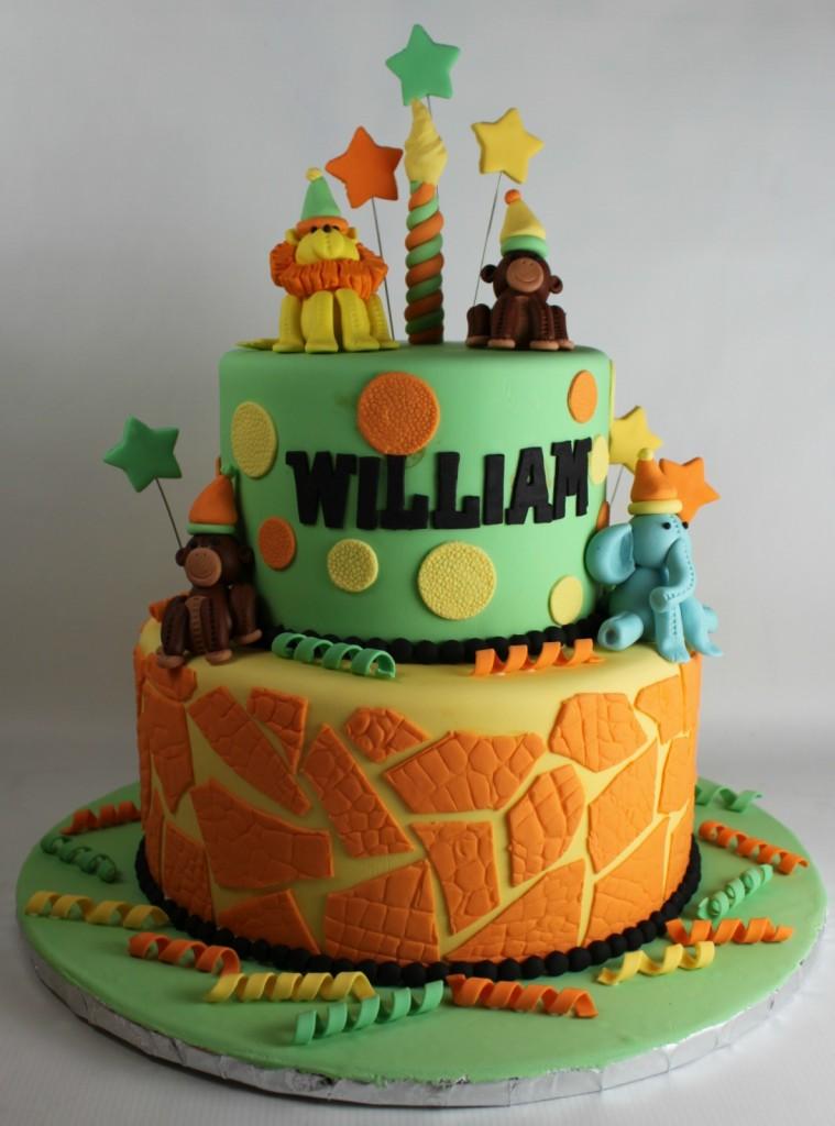 Happy Birthday Cake I Kela