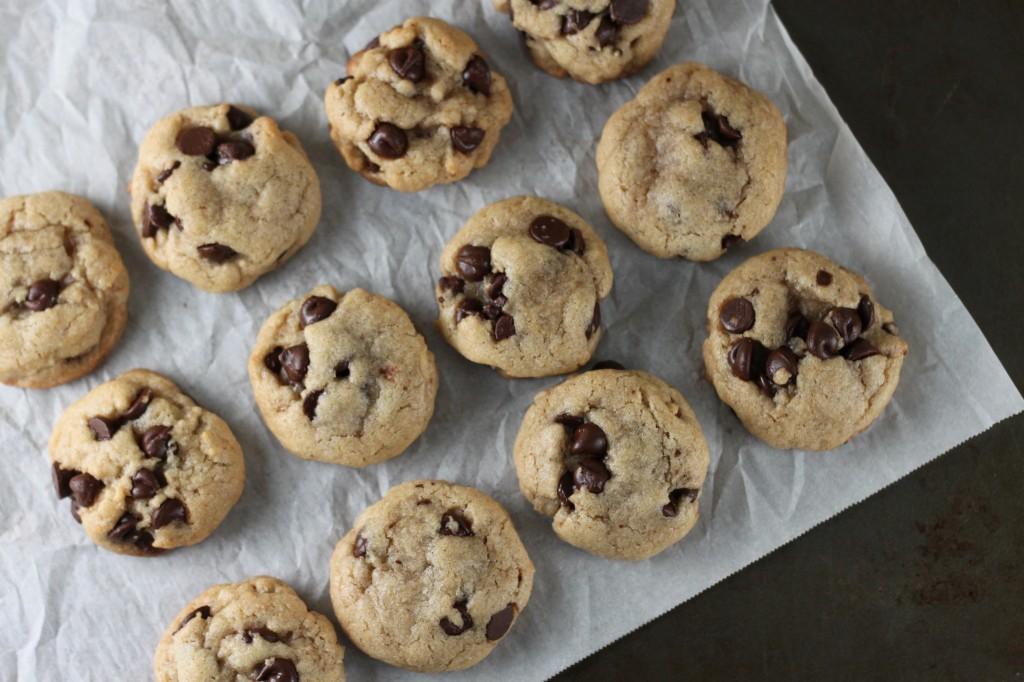 Smoky Chocolate Chip Cookies