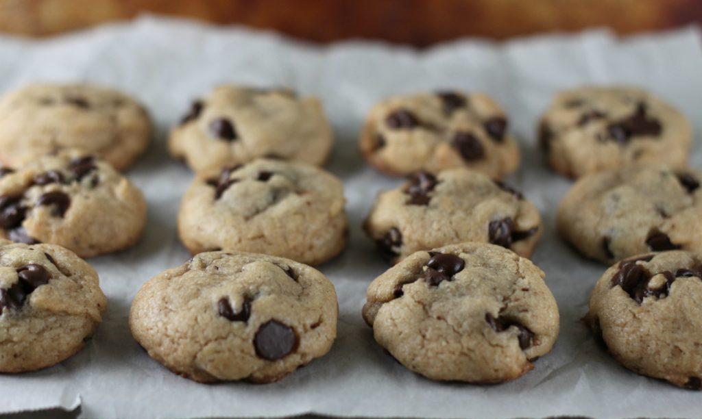 Liquid Smoke Chocolate Chip Cookies