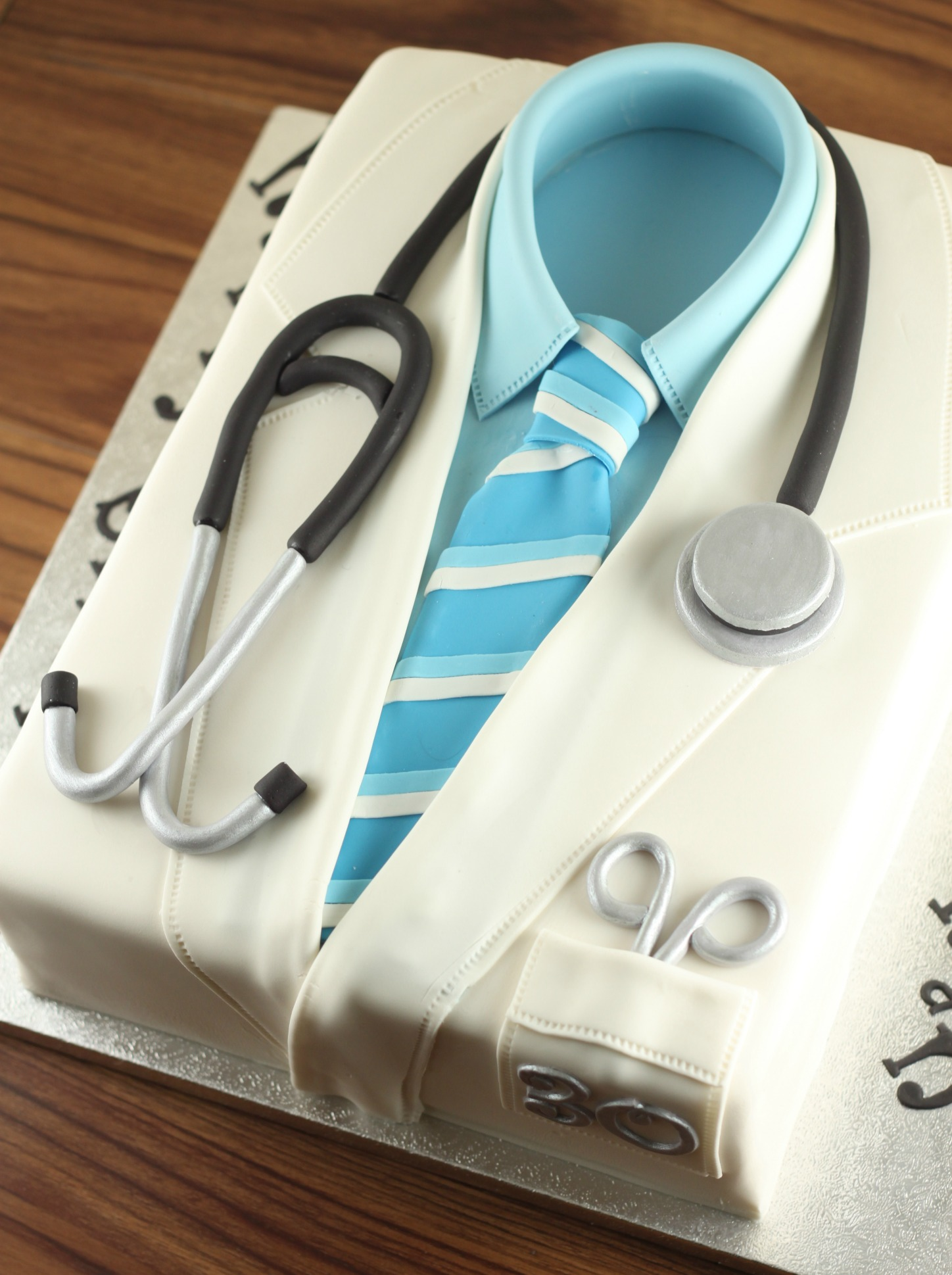 How To Make Doctors Cake