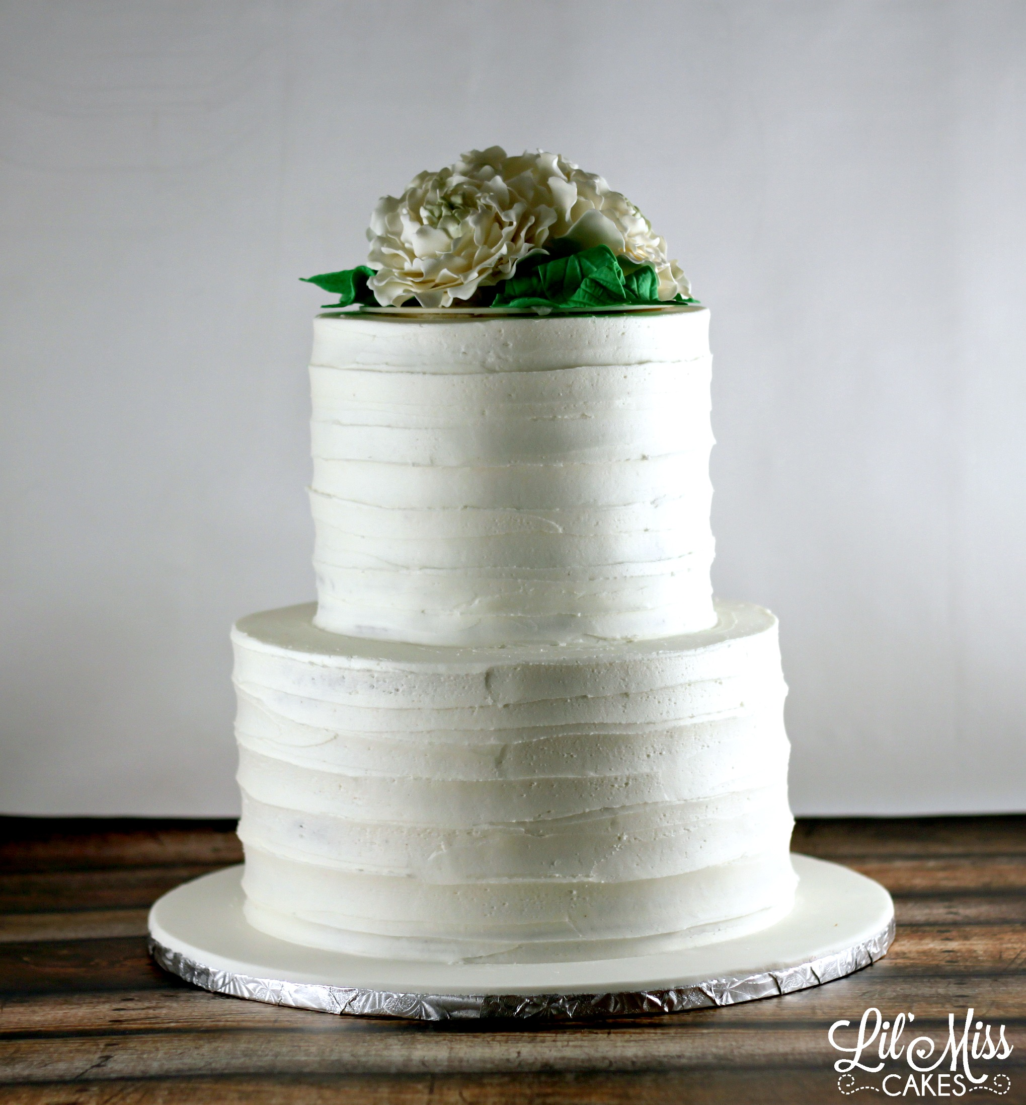how to make a rustic wedding cake topper rustic wedding cake lil miss cakes 15835