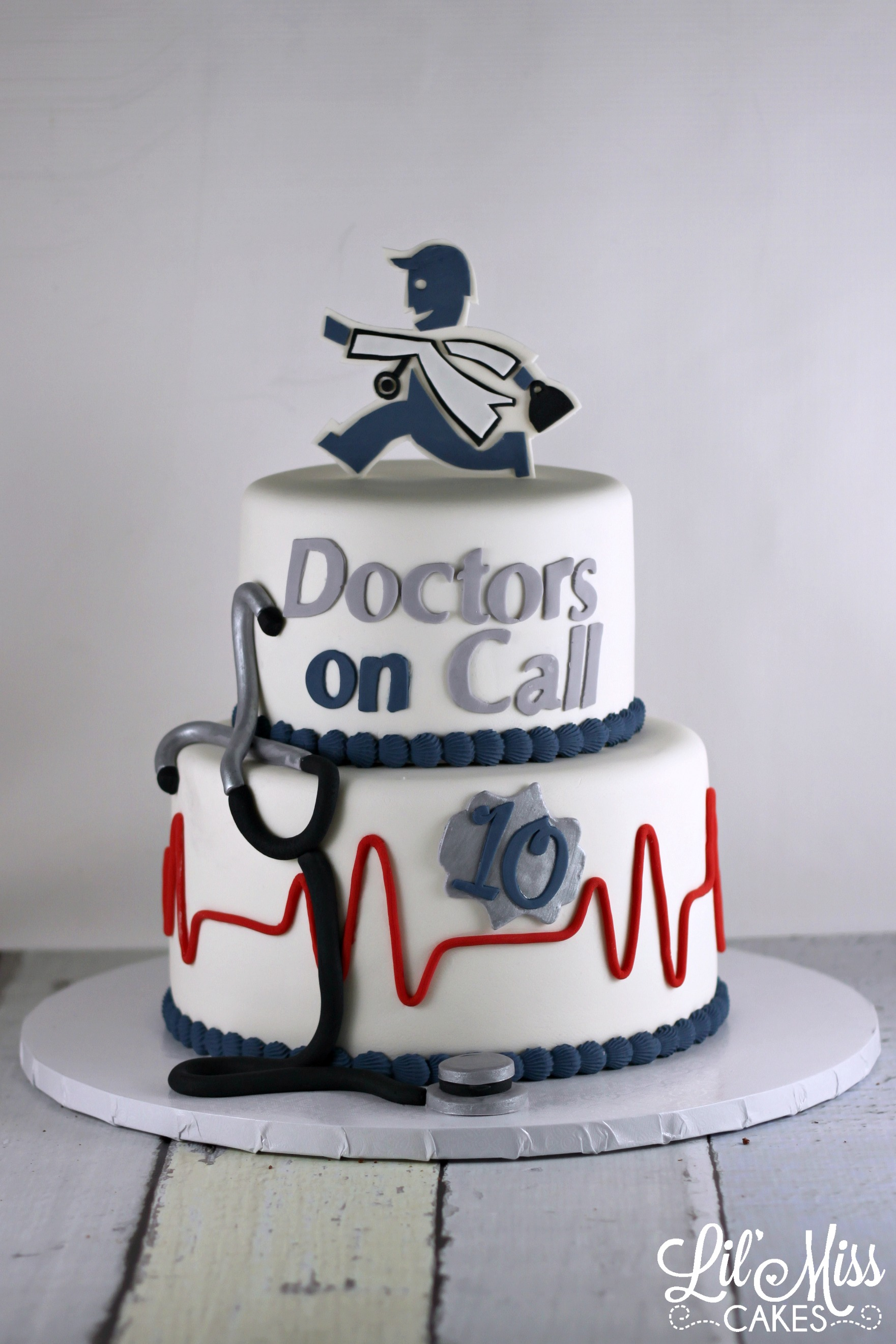 Doctors On Call Cake Lil Miss Cakes