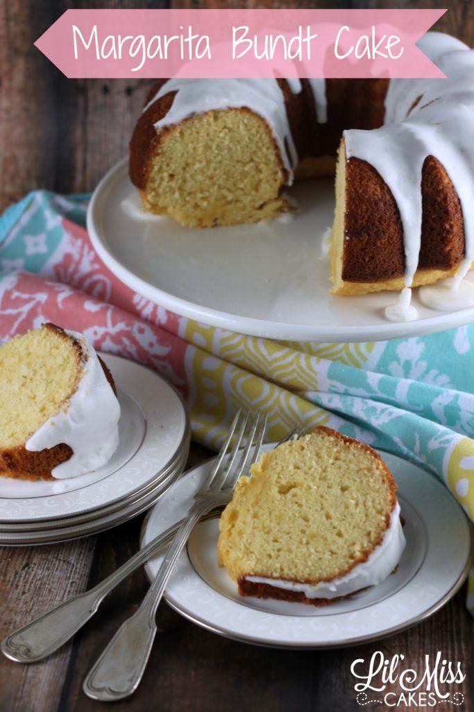 Margarita Bundt Cake   Lil Miss Cakes