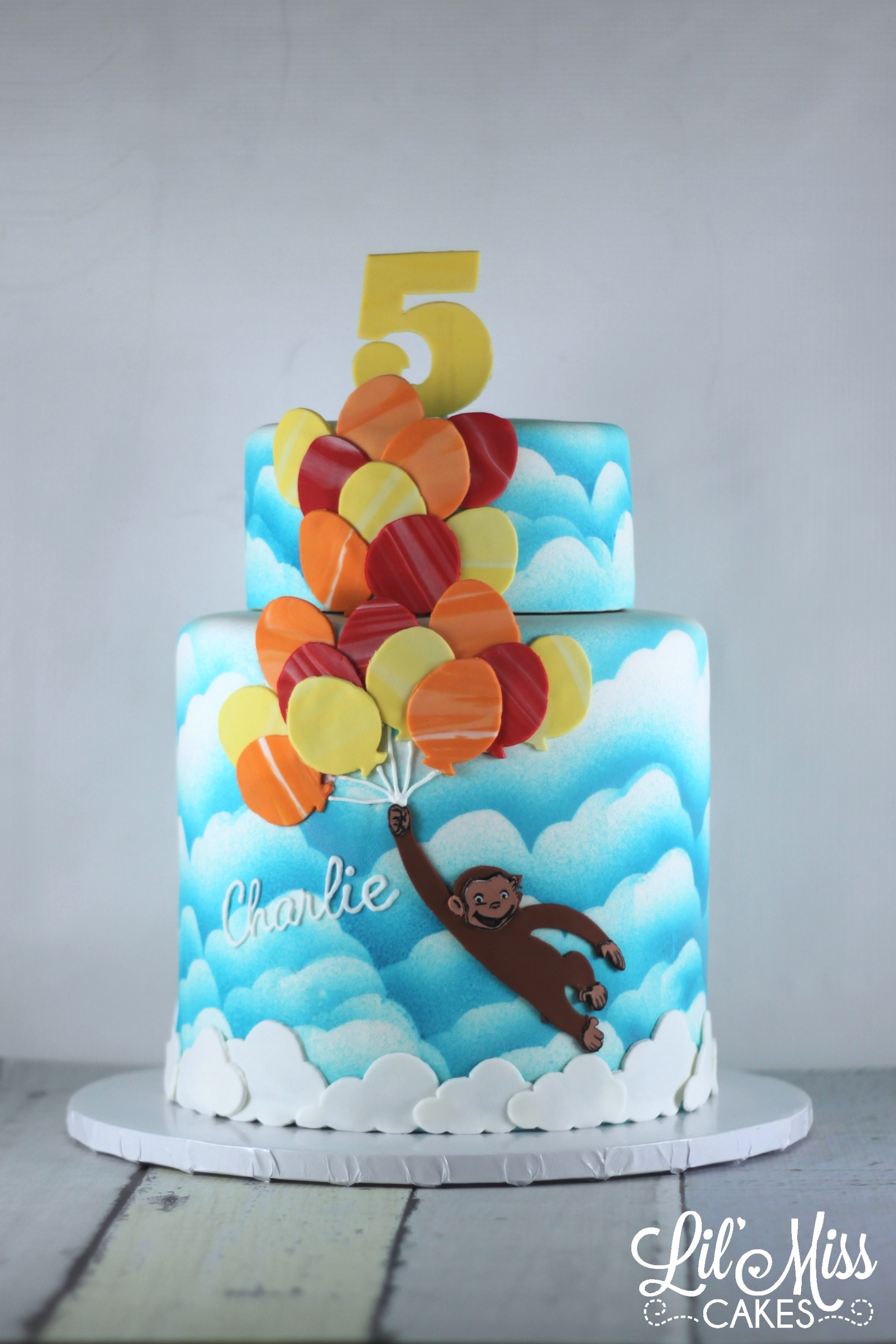 curious george cake curious george cake lil miss cakes 3237